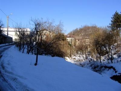 frazione Castello di Cerignale in alta Val Trebbia