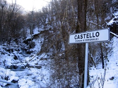 Appennino Piacentino - Castello di Cerignale