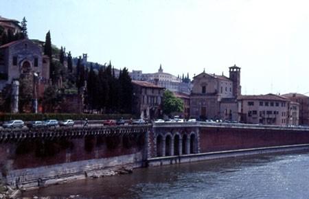 lungadige a Verona