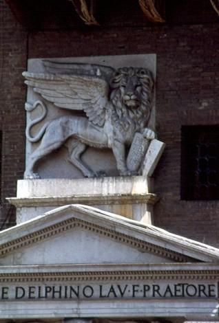 marmo Leone di San Marco