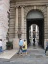 ingresso al museo Maffeiano