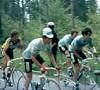 sulle salite del Giro d'Italia