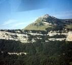 il Corno Piana sul Monte Baldo in Trentino