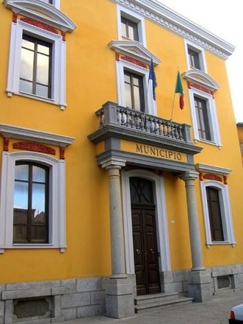 Villagrande Strisaili il-municipio