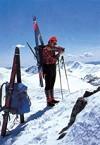 neve sul Monte Cimone