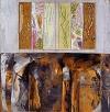 Franco Corradini: opera esposta alla Galleria Carzaniga & Ueker di Basilea
