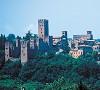 veduta della provincia piacentina: Castell'Arquato