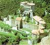 castelli del piacentino: Rocca d'Olgisio nel comune di Pianello