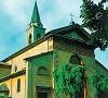 Besenzone : la chiesa parrocchiale