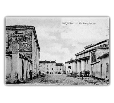 cartoline antiche: Carpaneto Piacentino