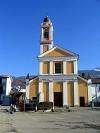 Coli e la sua chiesa parrocchiale