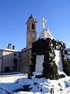 monumento e chiesa di Morfasso