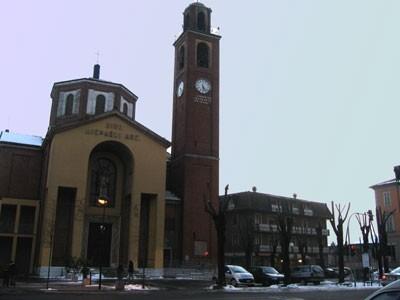 chiesa parrocchiale di Rottofreno