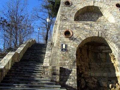 scorcio dell'antica pieve di Vernasca