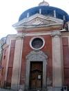 facciata della chiesa di San Cristoforo