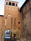 ingresso di Palazzo Farnese a Piacenza