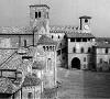 piazza alta di Castell'Arquato