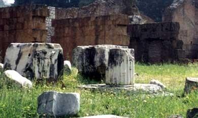 visita al Foro Romano: Tabernae Novae