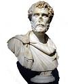 busto al Museo Palatino
