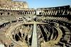 Roma: interno del Colosseo