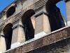 Roma: particolare del Colosseo