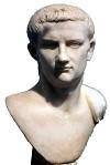 busto di Caligula Palmas ai Musei Capitolini