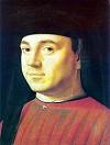 Villa Borghese a Roma: Antonello da Messina - Ritratto d'uomo