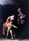 Villa Borghese: Caravaggio - Madonna dei palafrenieri