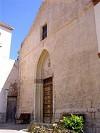 Chiesa di Sorso nel nord ovest Sardegna
