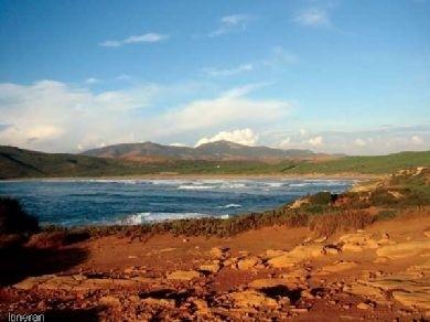 La costa ad Alghero: Portoferro