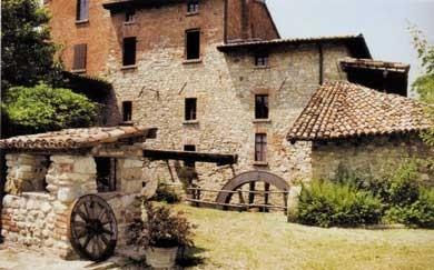 Mulino del Rizzo in Val Tidone