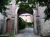 Rivergaro dintorni: ingresso del castello di Ancarano