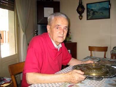 Francesco Repetti: l'ultimo dei sellai