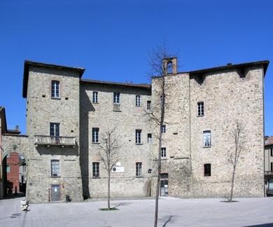 la Rocca comunale di Pianello