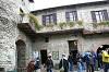 ingresso alla Rocca d'Olgisio