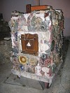 il forno per la lavorazione della ceramica di Antonio Ziranu