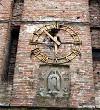 orologio dell'Abbazia di Castione Marchesi
