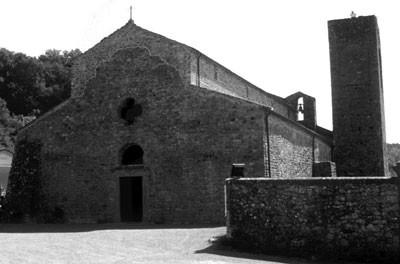 edifici religiosi in Lunigiana