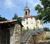 Bettola - Ebbio e la sua chiesa