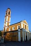 la chiesa parrocchiale di Coli