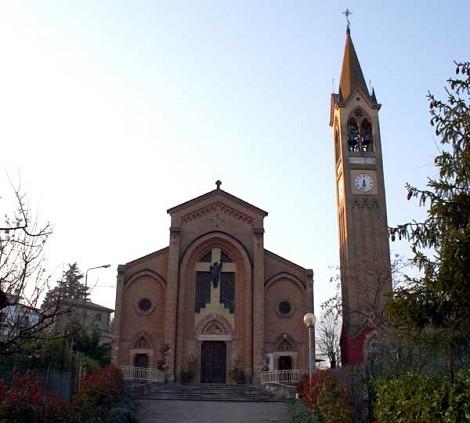 chiesa di Gropparello
