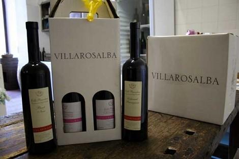 vini di Villa Rosalba