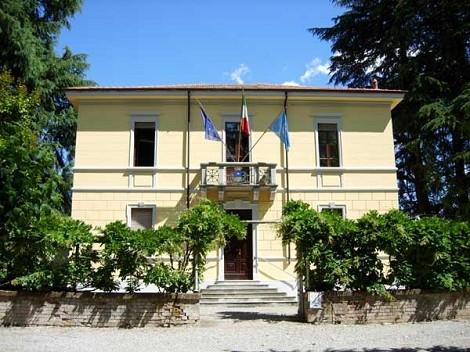 palazzo municipale di Pontedell'Olio