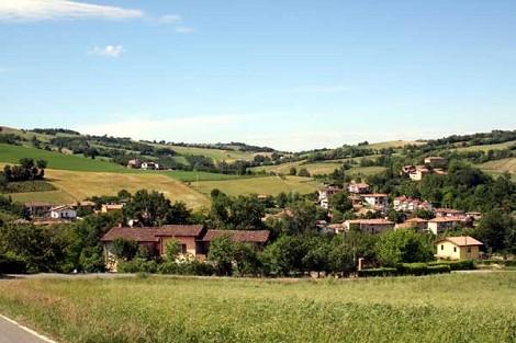 panorama di Piozzano